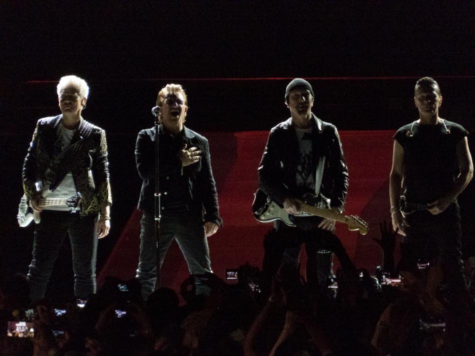 U2 plays Joshua Tree at Metlife – Live Music NYC